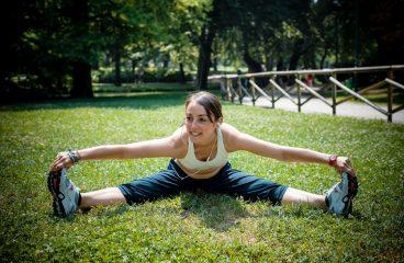 Ćwiczyć można wszędzie