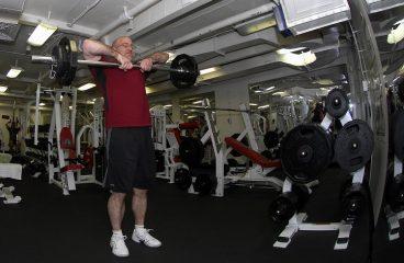 Trening pozwalający tworzyć masę mięśniową